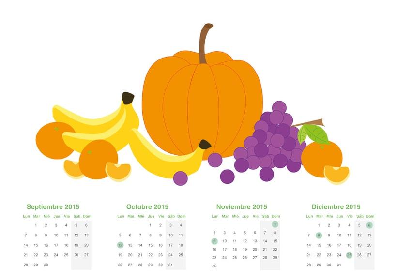 Es tiempo de fruta 1