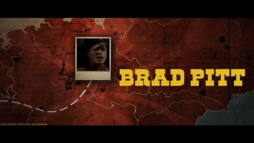 Inglourious Basterds - Alternative opening credits -1