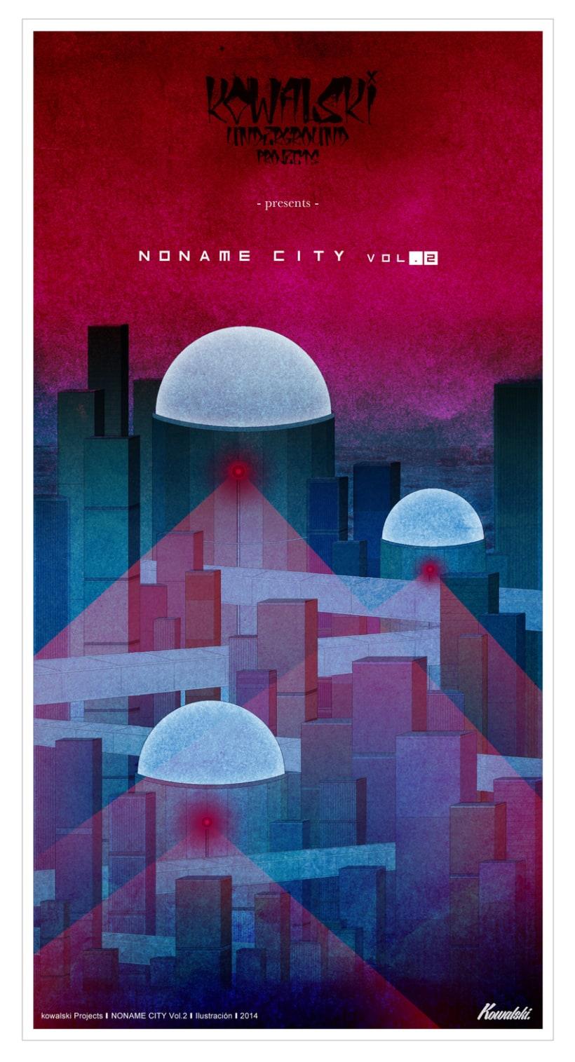 Kowalski Underground Projekts - NONAME City - -1