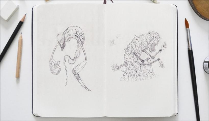 ESDIP · Criaturas Elementales 1