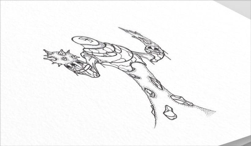 ESDIP · Criaturas Elementales 3