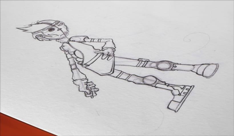 Cyborg Espacial 2