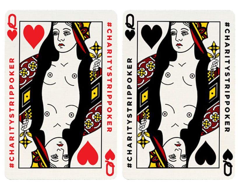 Charity Strip Poker 4