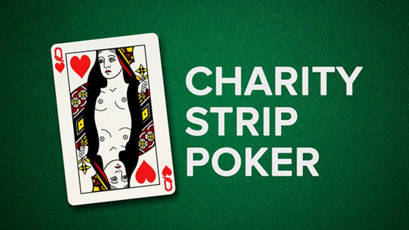 Charity Strip Poker 5