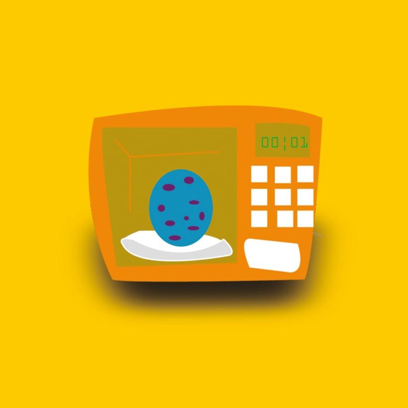 Calienta un Huevo 5