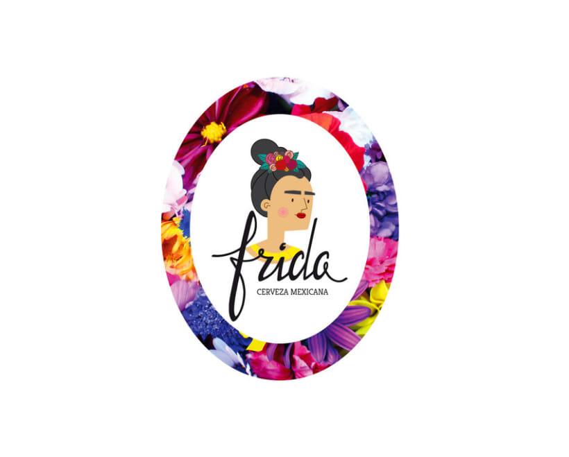 Cerveza Frida (realizado con Sara Martí de Veses) 0