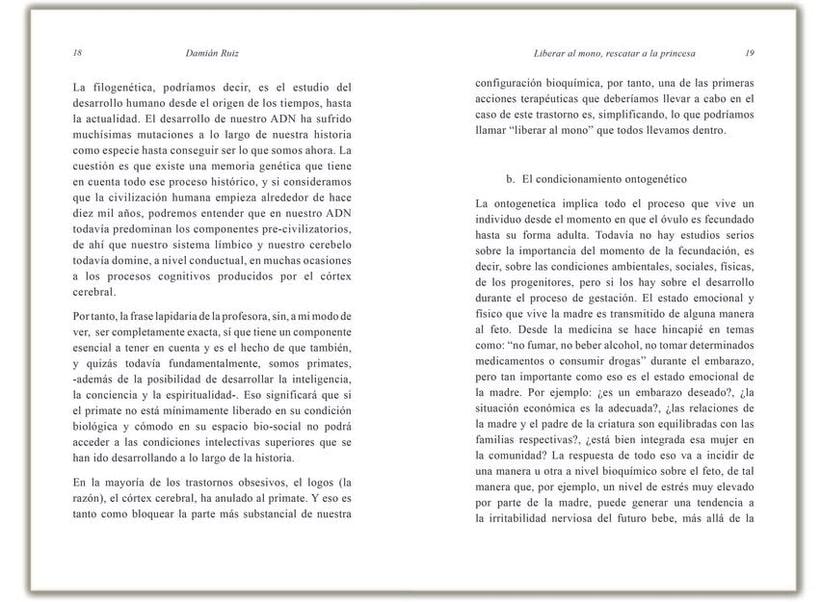 Maquetación gráfica libro  0