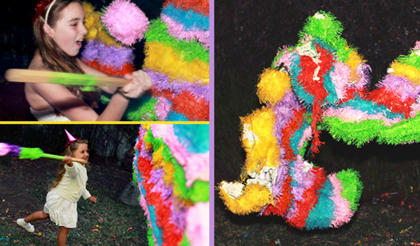 Tribute to the word Piñata 3