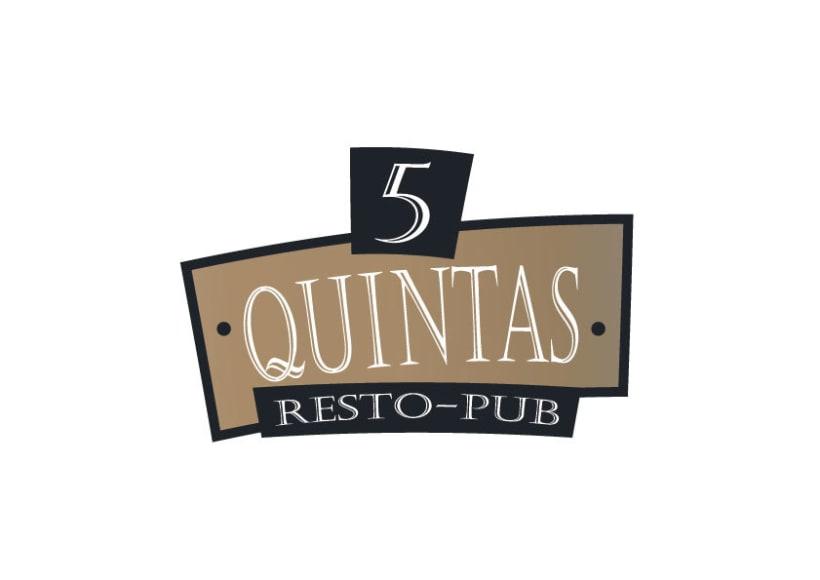 Resto-Pub 5 Quintas -1