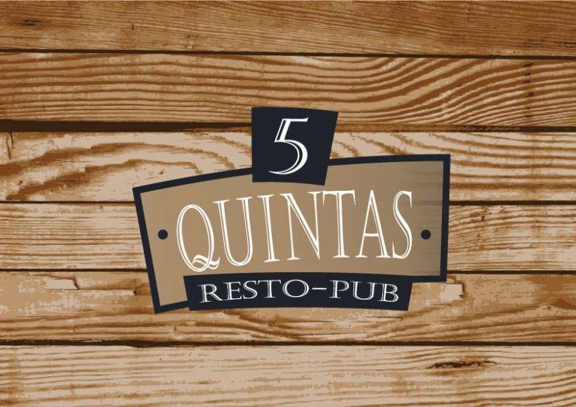 Resto-Pub 5 Quintas 0