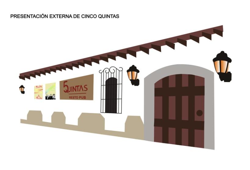CINCO QUINTAS 9
