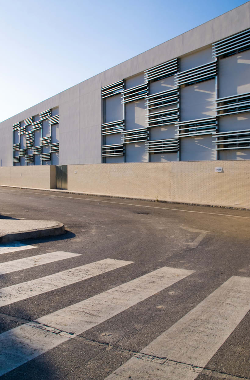 IES Juan de Aréjula (Lucena) Pozo, Miró, Mayoral arquitectos 1