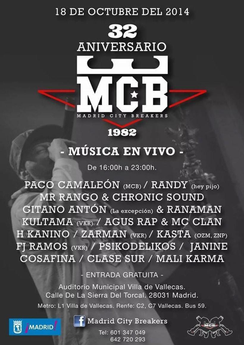 Madrid City Breakers 2014 5
