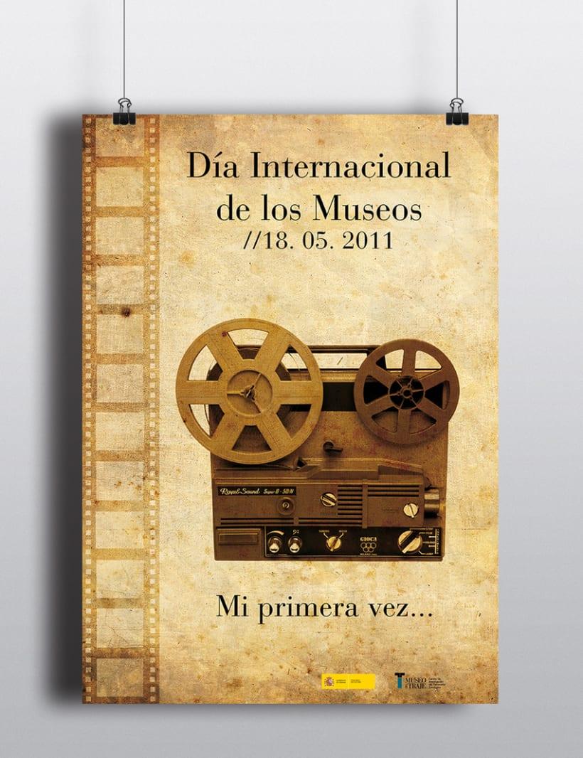PROYECTOS PARA EL MUSEO DEL TRAJE DE MADRID 2