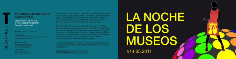 PROYECTOS PARA EL MUSEO DEL TRAJE DE MADRID 8