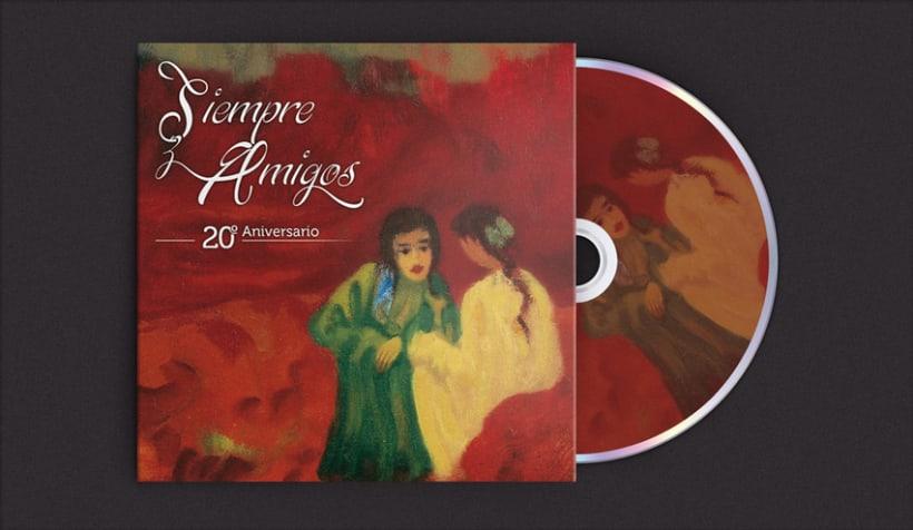 Siempre Amigos · Guillermo R. Mingorance 0