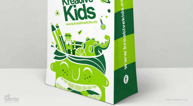 KREATIVE KIDS · Bolsas corporativas 2
