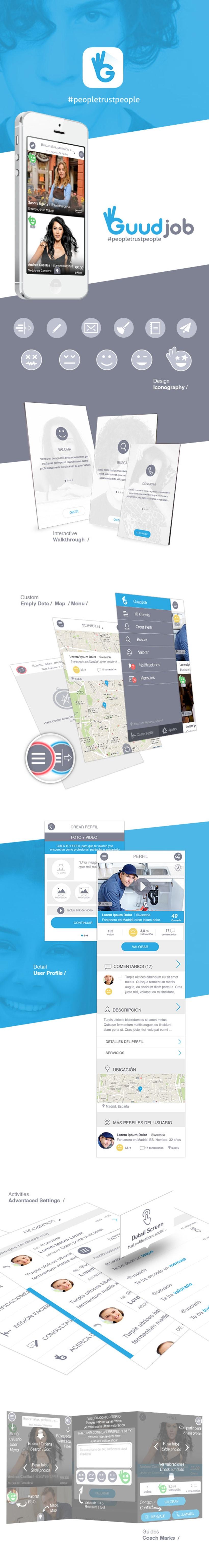 UI Mobile App | Guudjob 0