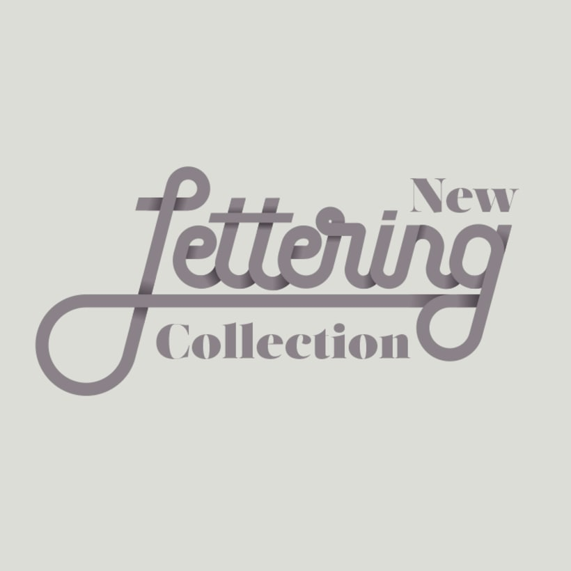 Lettering Collection 0