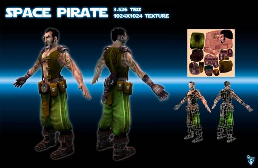 Space Pirate -1