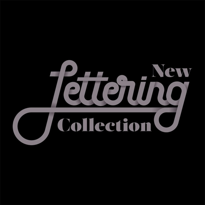 Lettering Collection 11