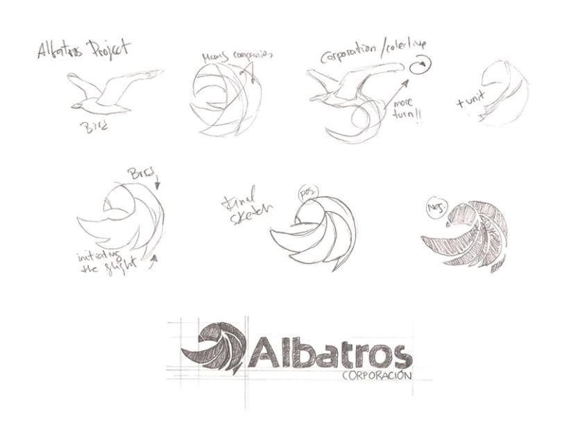 Albatros 0