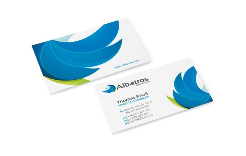 Albatros 4