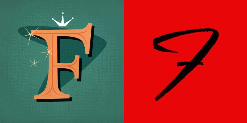 Lettering vs Calligraphy 4