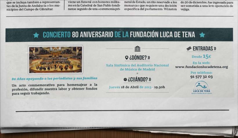 80º Aniversario Fundación Luca de Tena 1