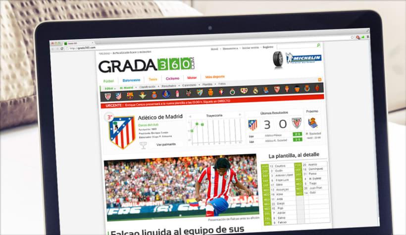 Grada360 · Portal Web 0