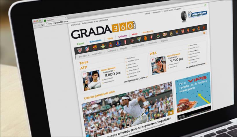 Grada360 · Portal Web 1
