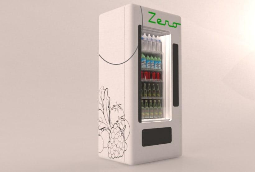 "Diseño de una máquina de""vending"" de comida saludable -1"