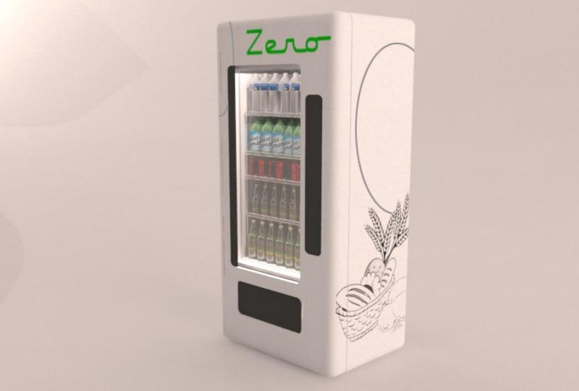"Diseño de una máquina de""vending"" de comida saludable 0"