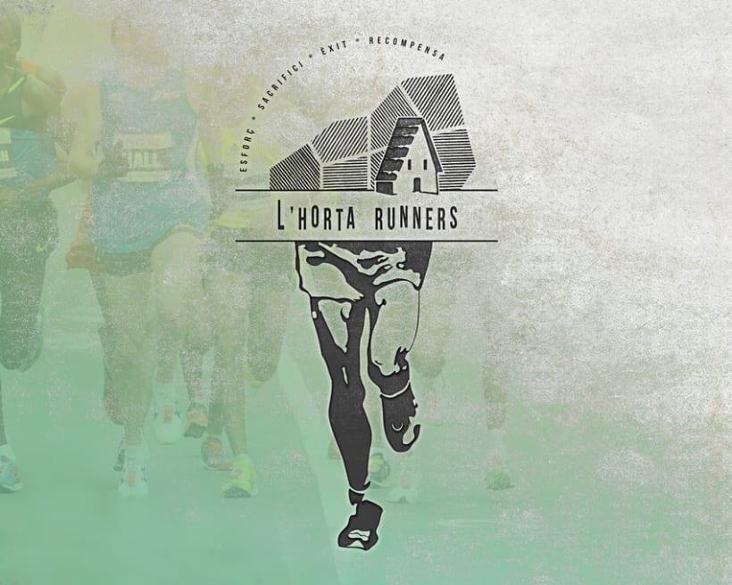Diseño camiseta Running 1