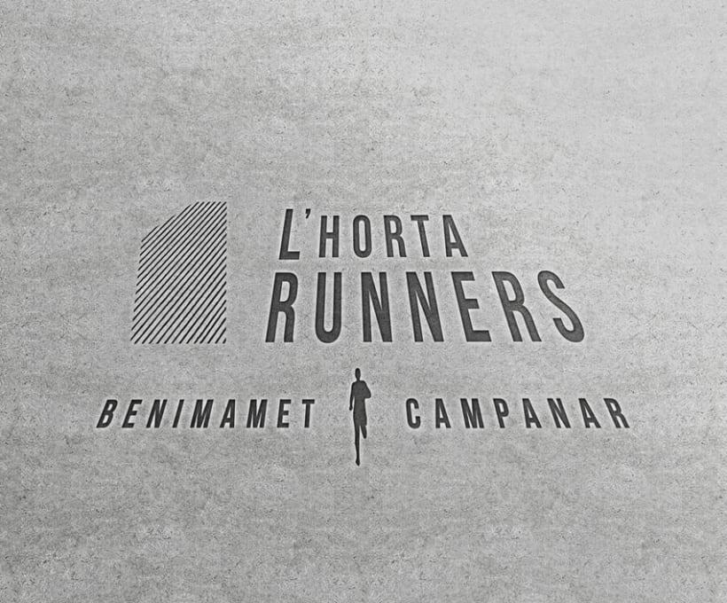 Diseño camiseta Running 2