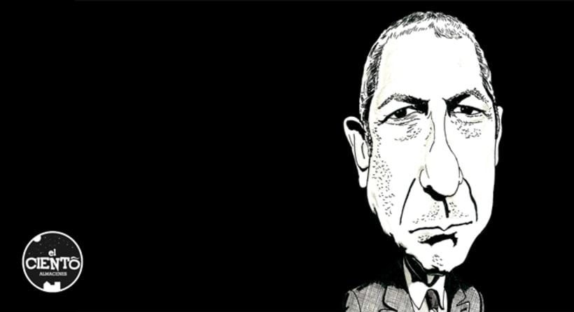 Leonard Cohen para Más Truenos -1