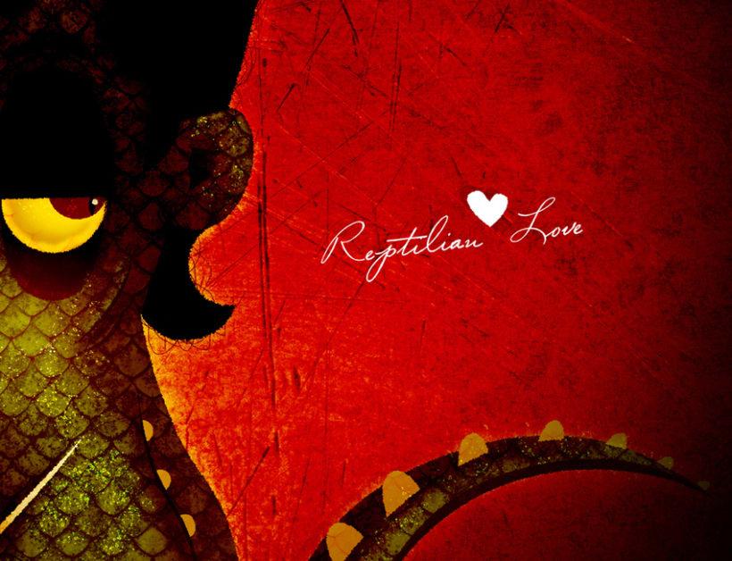 Amor Reptiliano 3