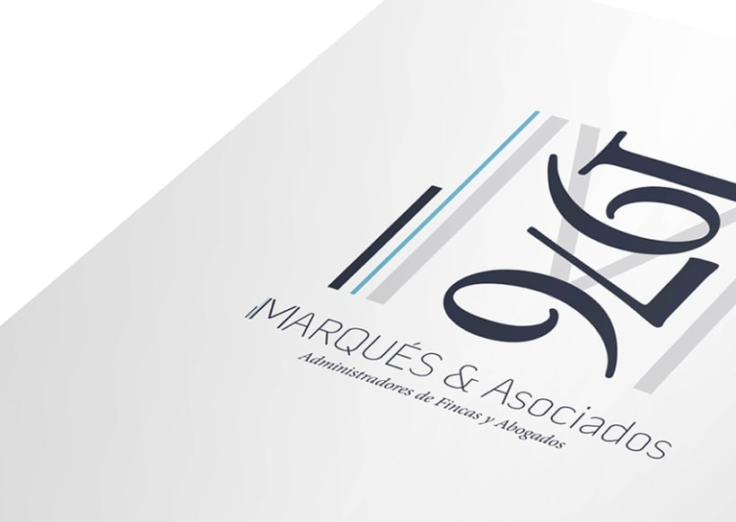 Marqués & Asociados Identidad Corporativa 1