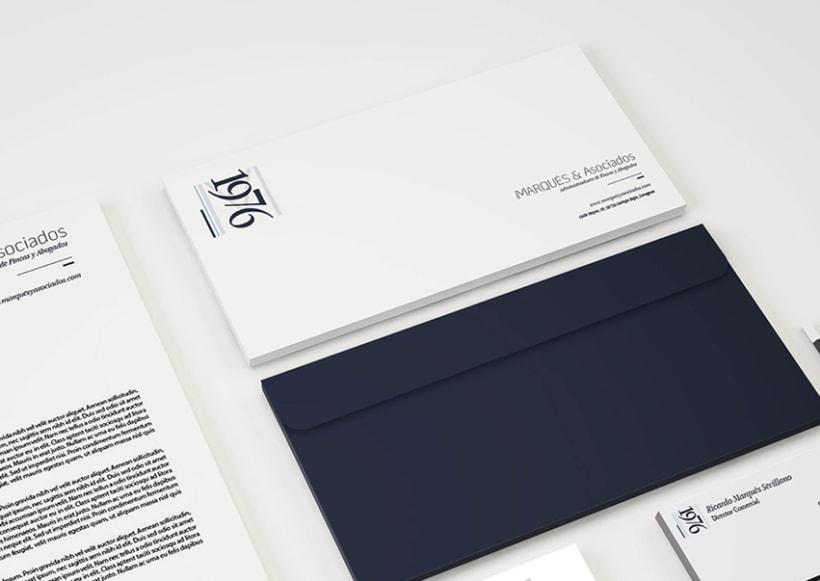 Marqués & Asociados Identidad Corporativa 4