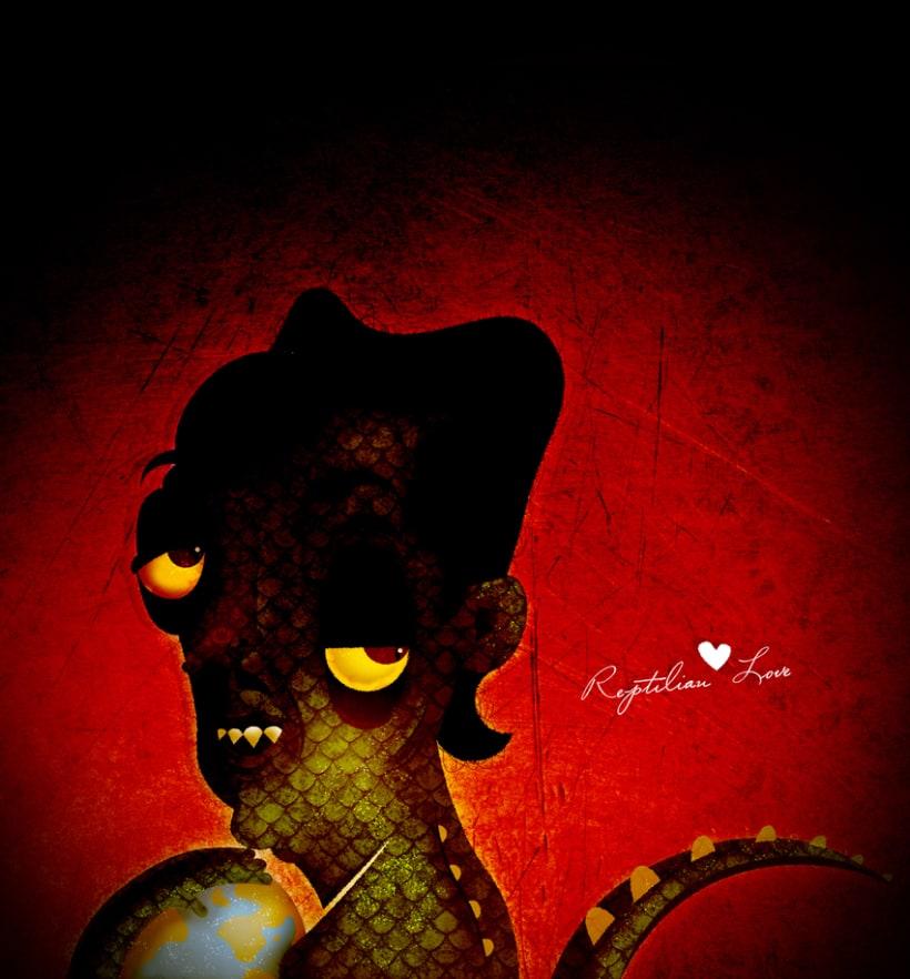Amor Reptiliano 4