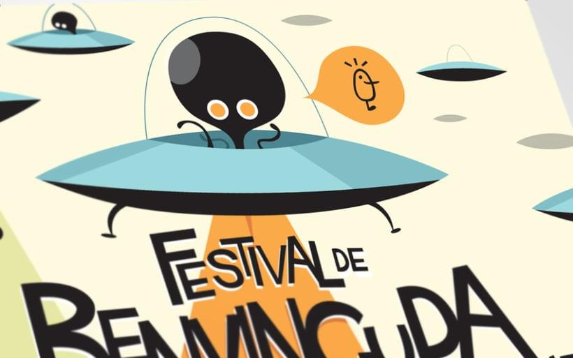 Festival Benvinguda 2013 (Universitat de València) 0