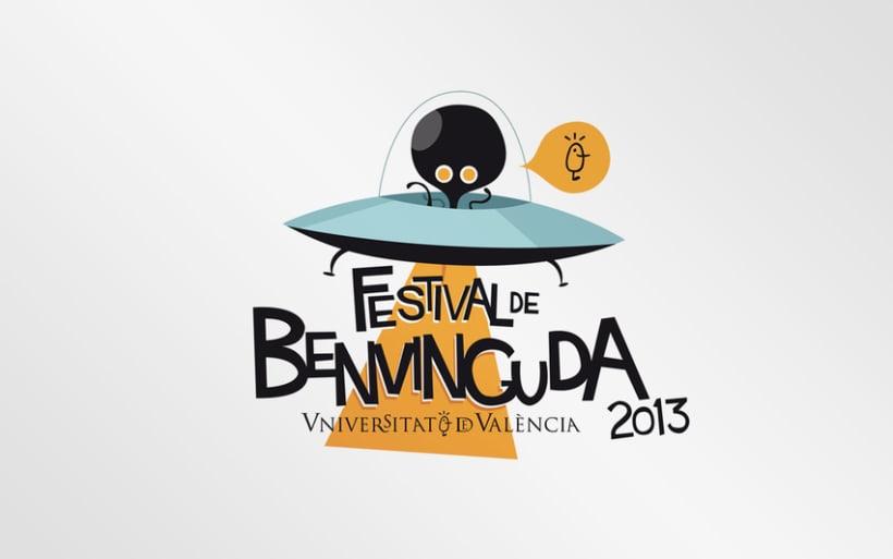 Festival Benvinguda 2013 (Universitat de València) 2