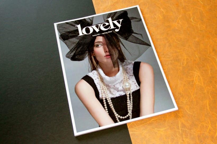 LOVELY THE MAG ISSUE#2 0