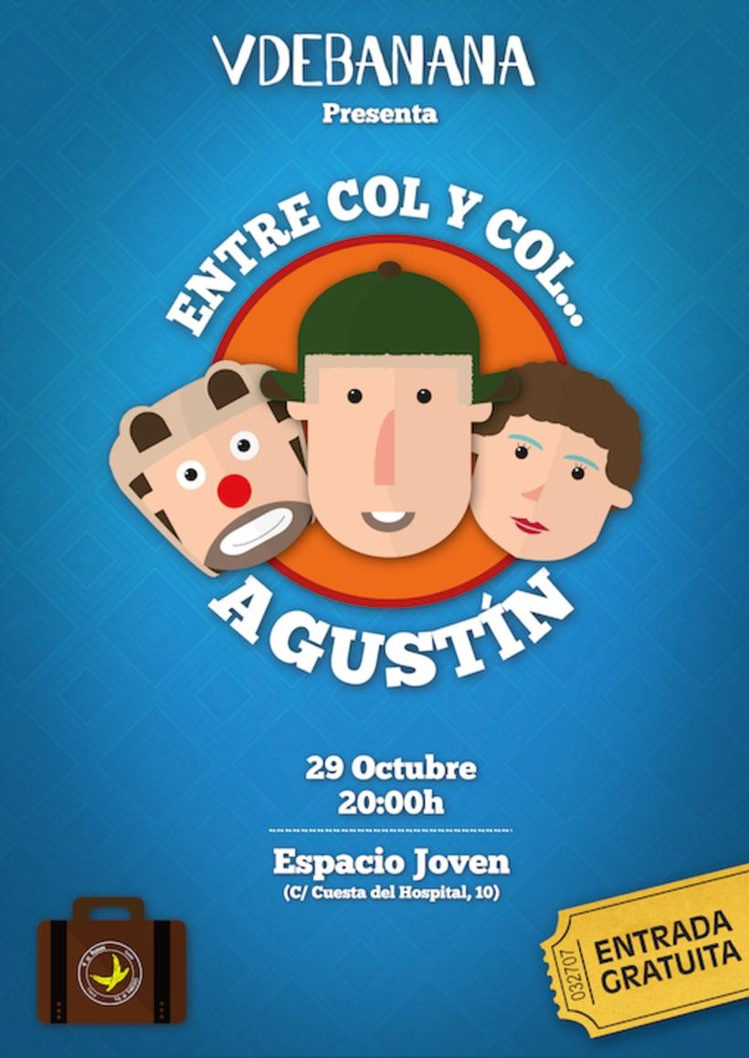 ¡Entre col y col...Agustín! -1