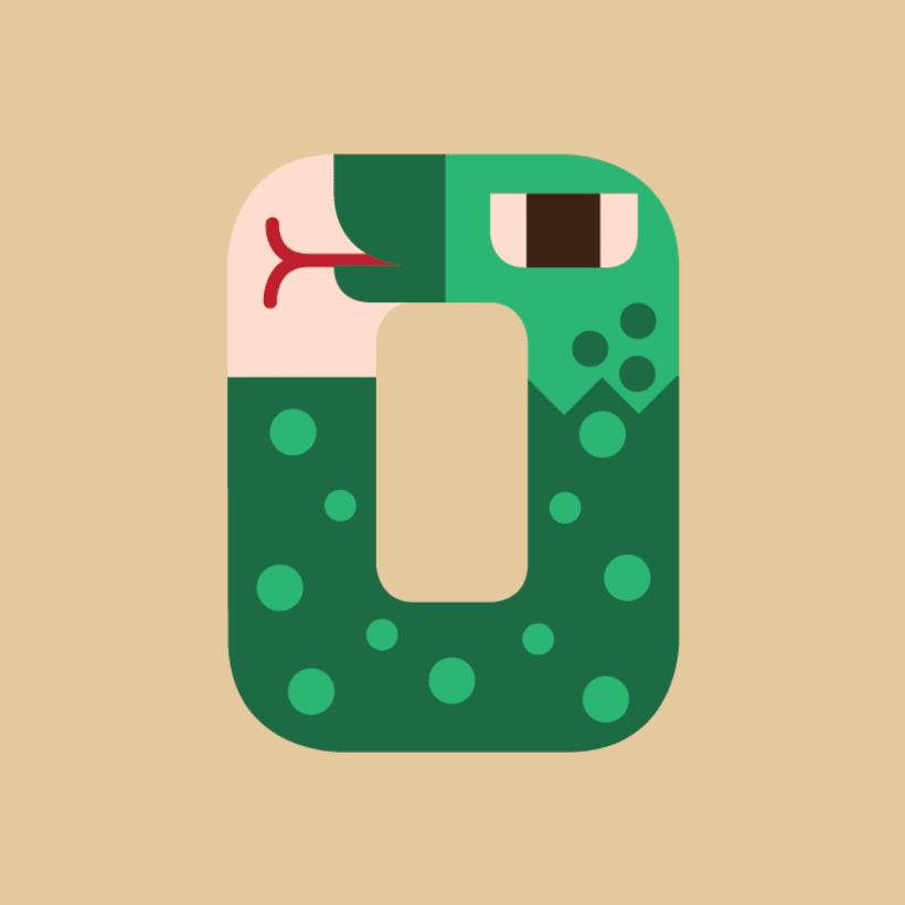 Numerología Snake 1