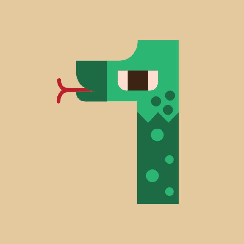 Numerología Snake 2