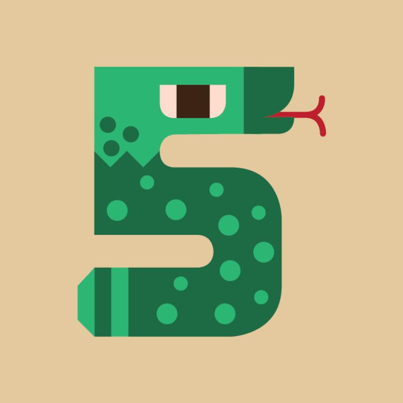 Numerología Snake 6