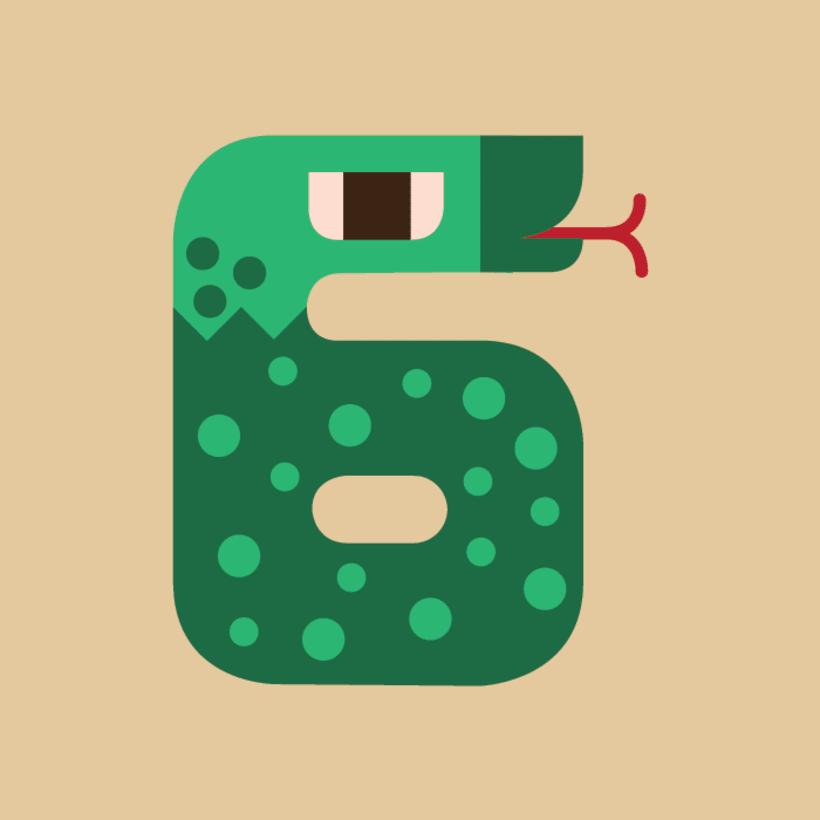 Numerología Snake 7