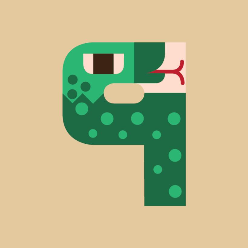 Numerología Snake 10