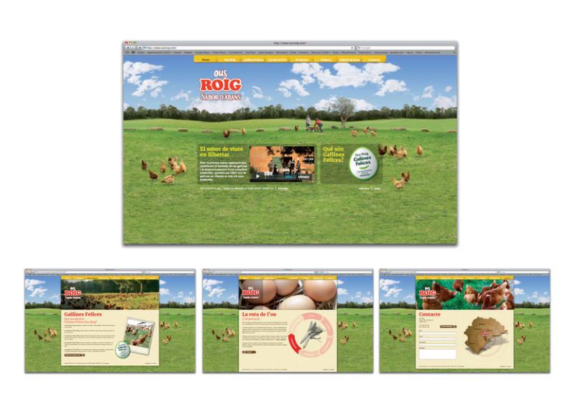 Website Huevos Roig 0